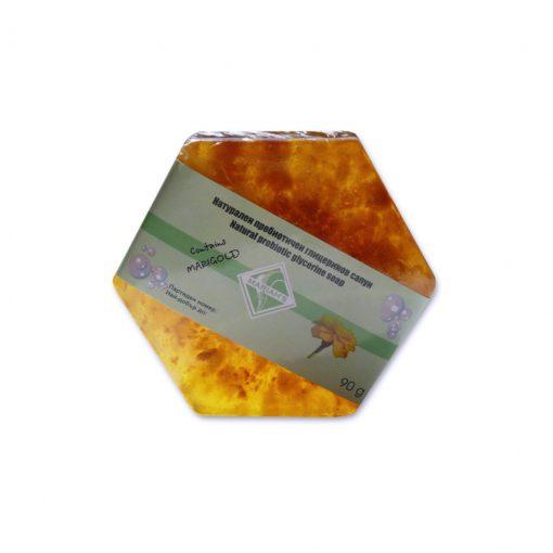 Pleťové mydlo Mariah´s Face Marigold (extrakt z nechtíka)