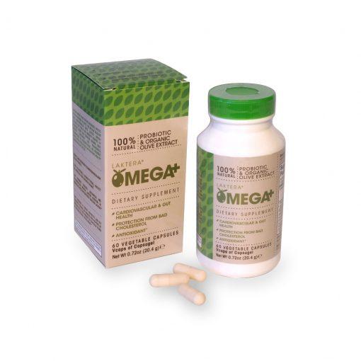 Laktera Plus Omega - kapsule